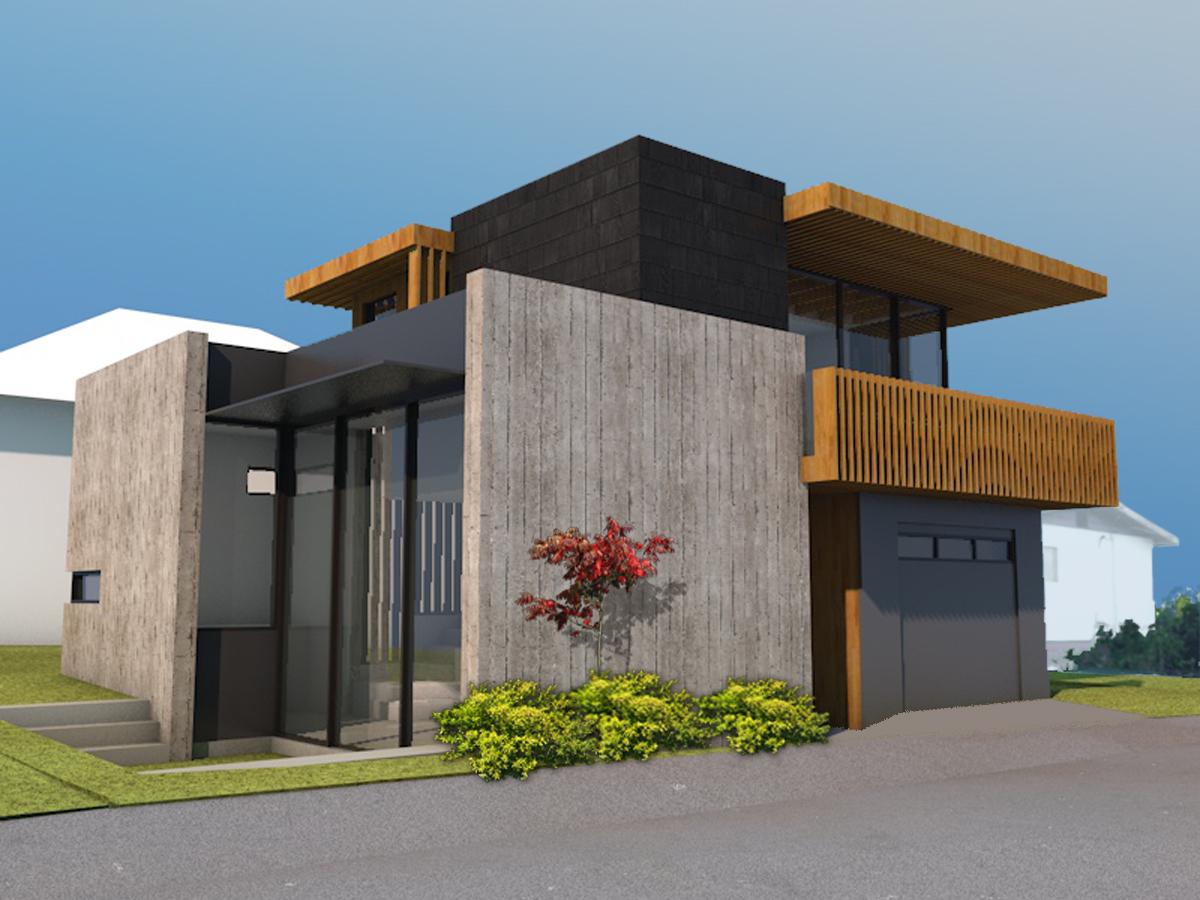 Graham Barron Design Inc Kaslo Laneway House Vancouver